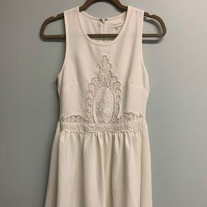 Sugarlips white dress